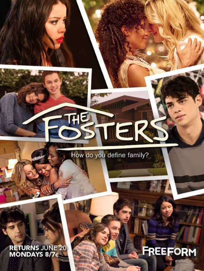Watch Movie The Fosters - Season 5