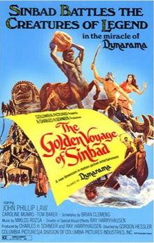 Watch Movie The Golden Voyage of Sinbad