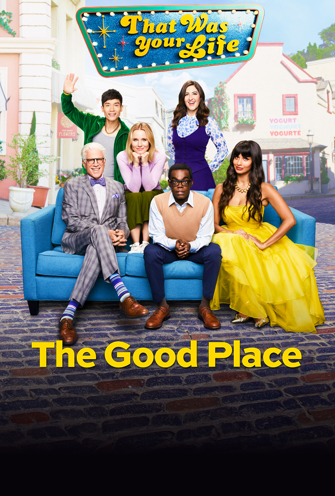 Watch Movie The Good Place - Season 4
