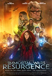 Watch Movie The Immortal Wars: Resurgence