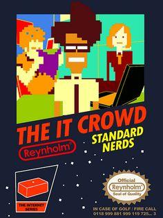 Watch Movie The IT Crowd - Season 1