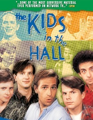 Watch Movie The Kids in the Hall - Season 4