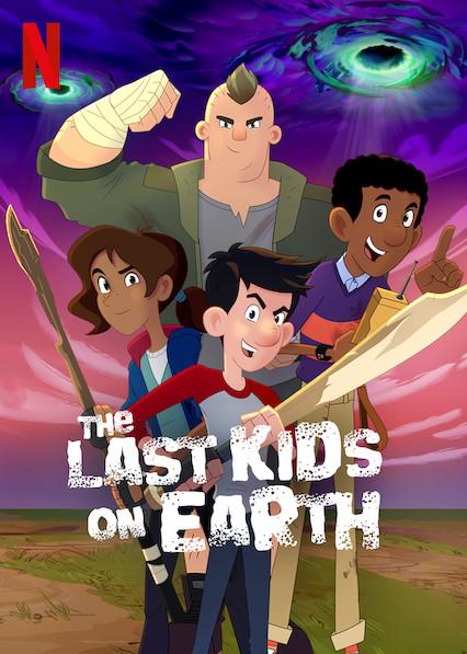 Watch Movie The Last Kids on Earth - Season 2