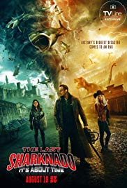 Watch Movie The Last Sharknado: It's About Time