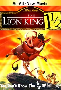 Watch Movie The Lion King 1½