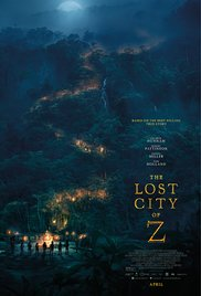 Watch Movie The Lost City of Z