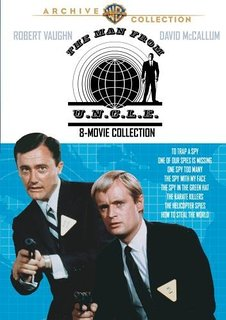 Watch Movie The Man from U.N.C.L.E. - Season 1