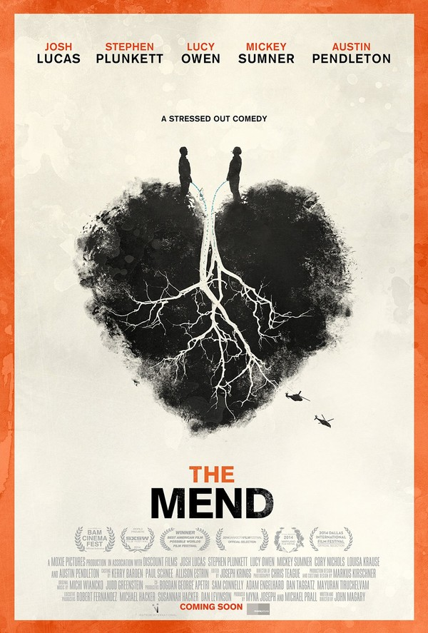 Watch Movie The Mend