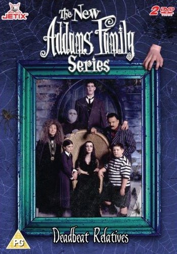 Watch Movie The New Addams Family - Season 1
