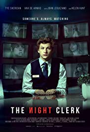 Watch Movie The Night Clerk