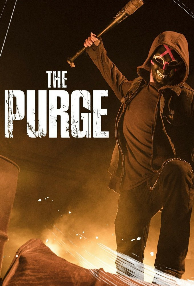 Watch Movie The Purge - Season 2