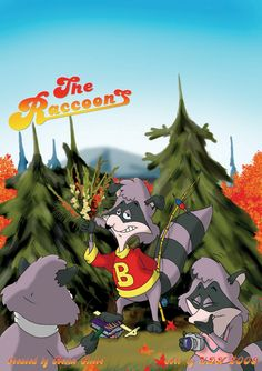 Watch Movie The Raccoons - Season 3