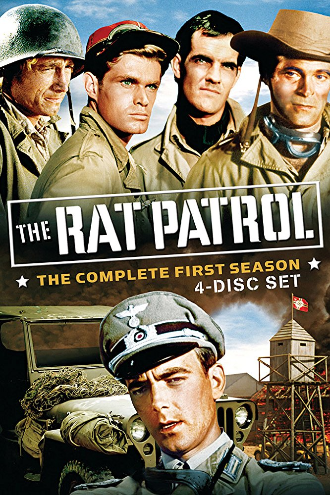 Watch Movie The Rat Patrol - Season 2