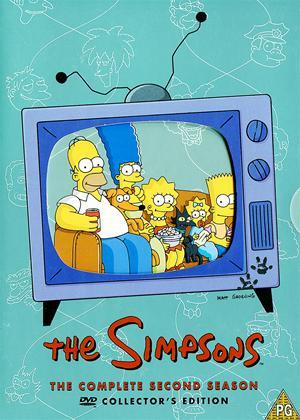 Watch Movie The Simpsons - Season 2