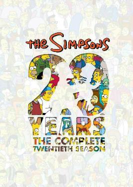 Watch Movie The Simpsons - Season 20