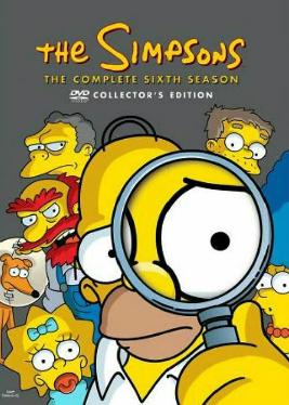 Watch Movie The Simpsons - Season 6