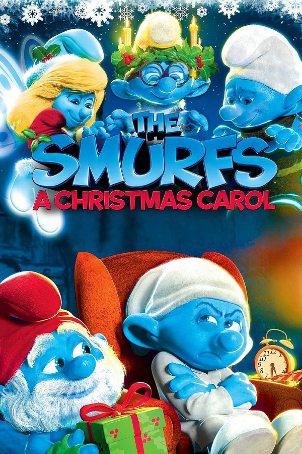 Watch Movie The Smurfs: A Christmas Carol