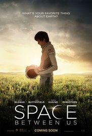 Watch Movie The Space Between Us