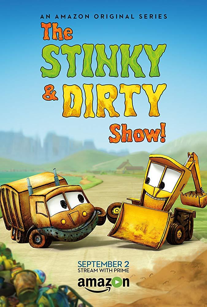 Watch Movie The Stinky & Dirty Show - Season 2