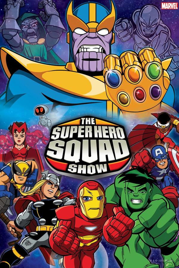 Watch Movie The Super Hero Squad Show - Season 2