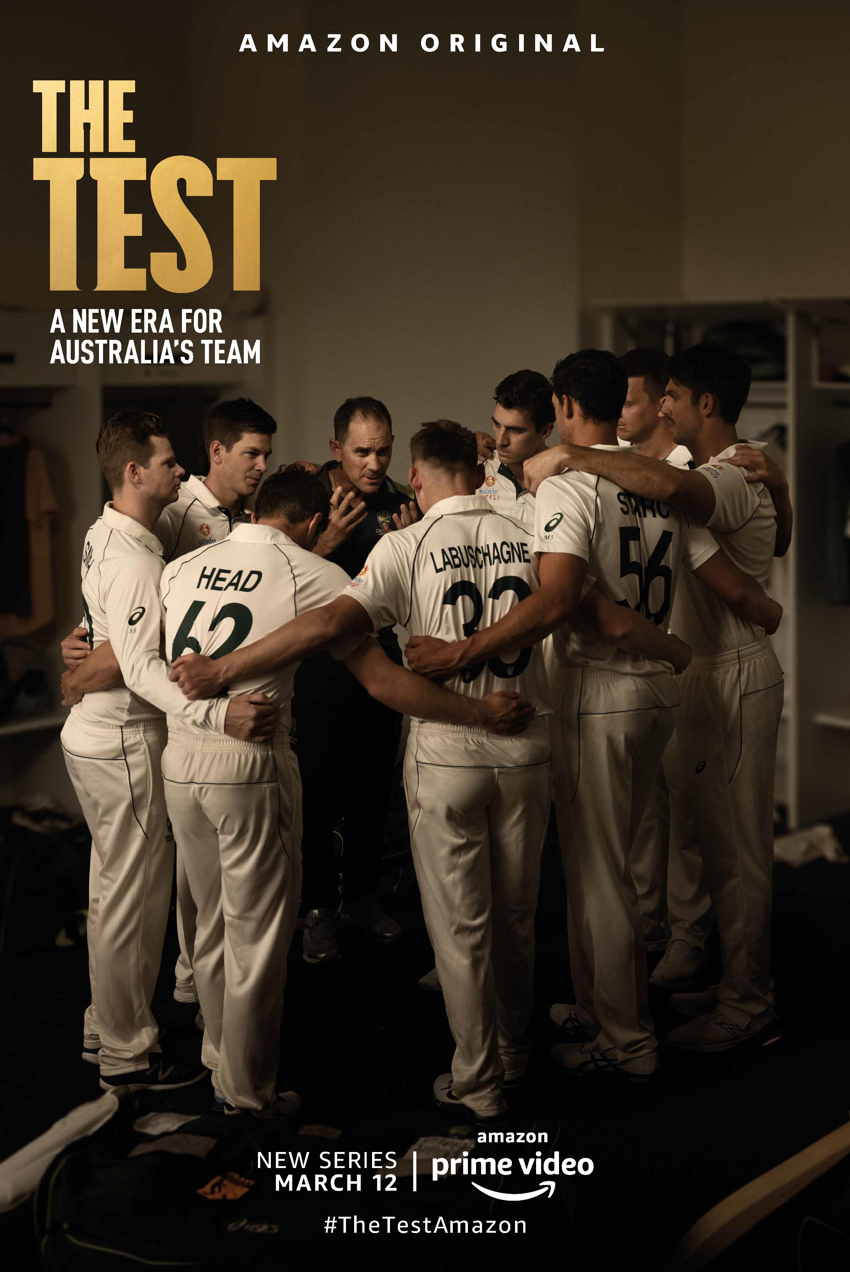 The Test: A New Era for Australia's Team - Season 1