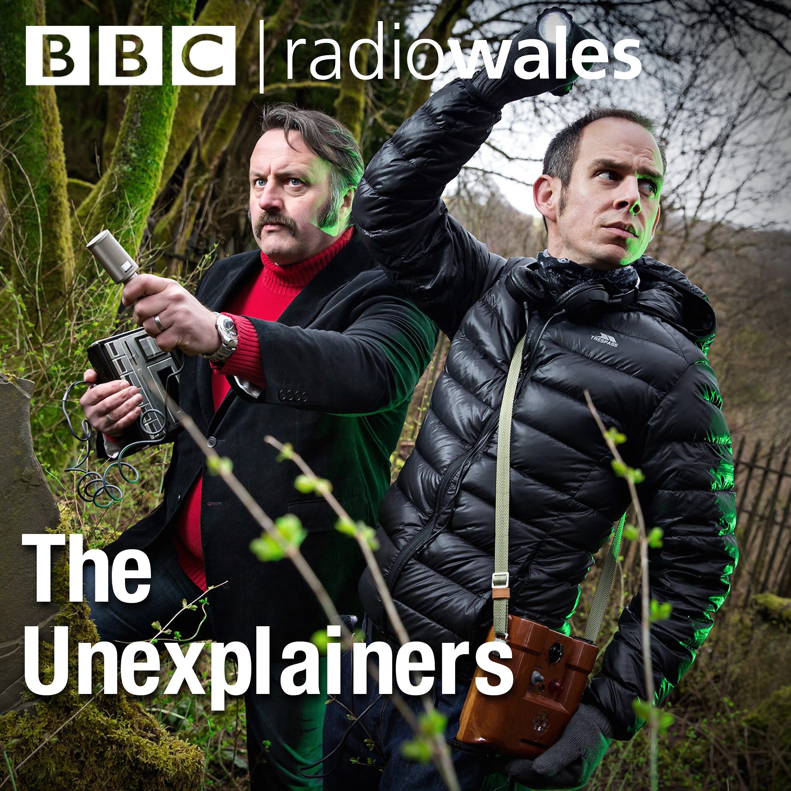 Watch Movie The Unexplainers - Season 1