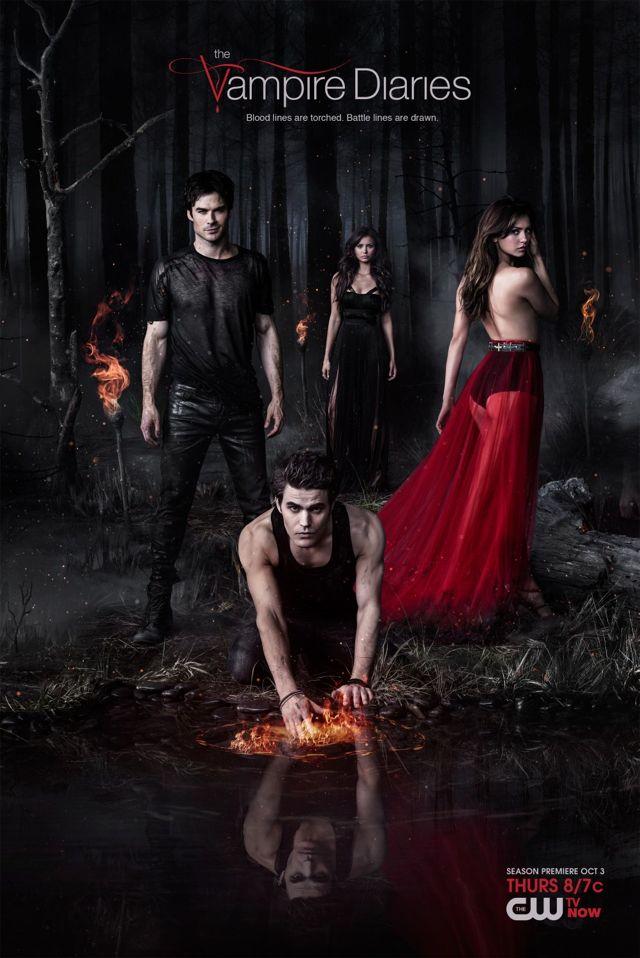 Watch Movie The Vampire Diaries - Season 5