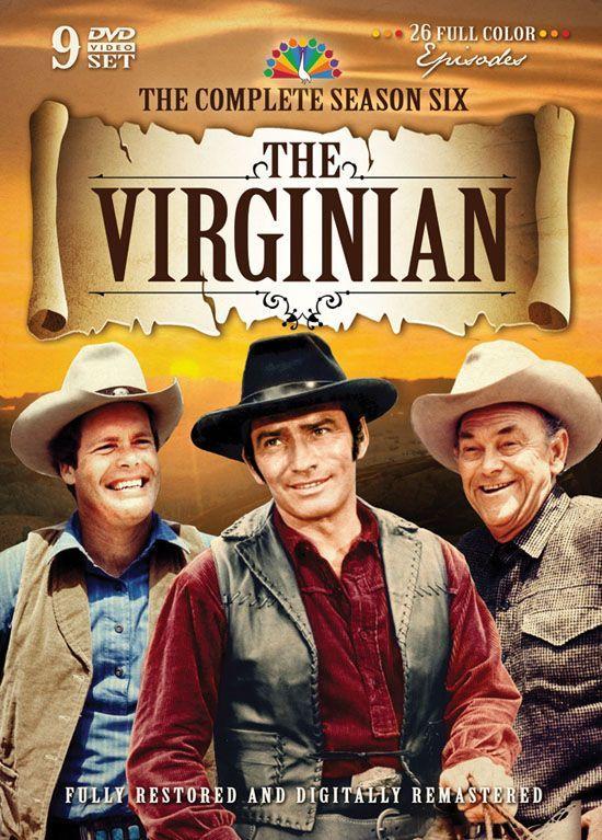 Watch Movie The Virginian - Season 4