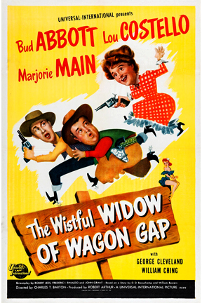 Watch Movie The Wistful Widow of Wagon Gap (1947)
