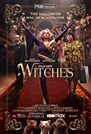 Watch Movie The Witches (2020)