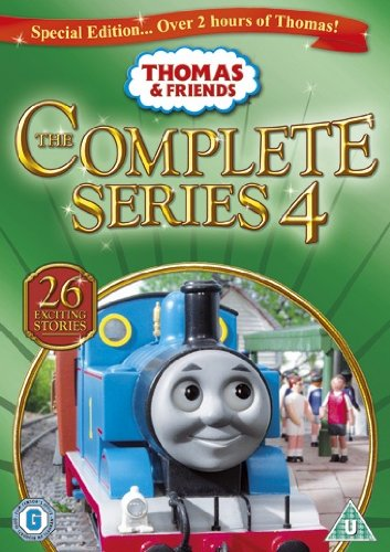 Watch Movie Thomas & Friends - Season 4