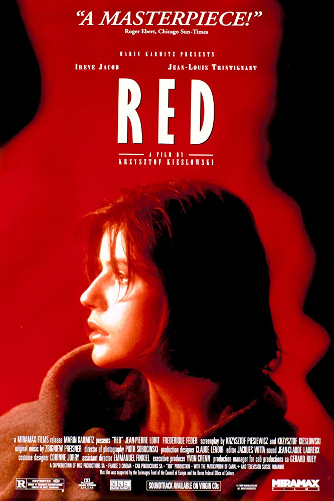 Watch Movie Three Colors: Red