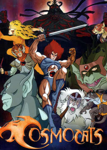 Watch Movie Thundercats - Season 4