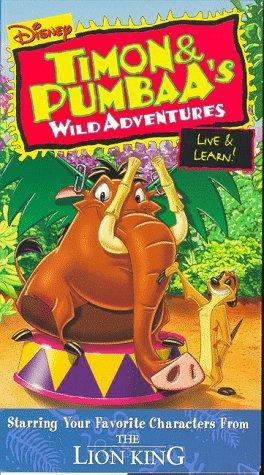 Watch Movie Timon & Pumbaa