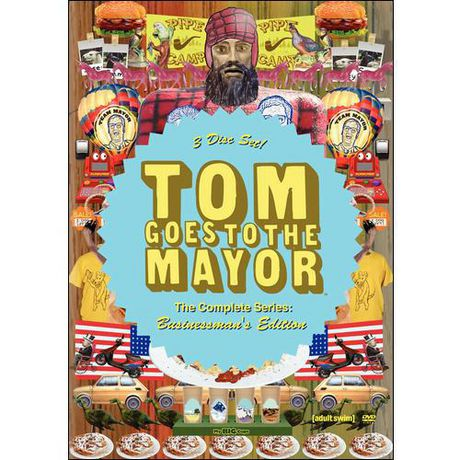 Watch Movie Tom Goes to the Mayor
