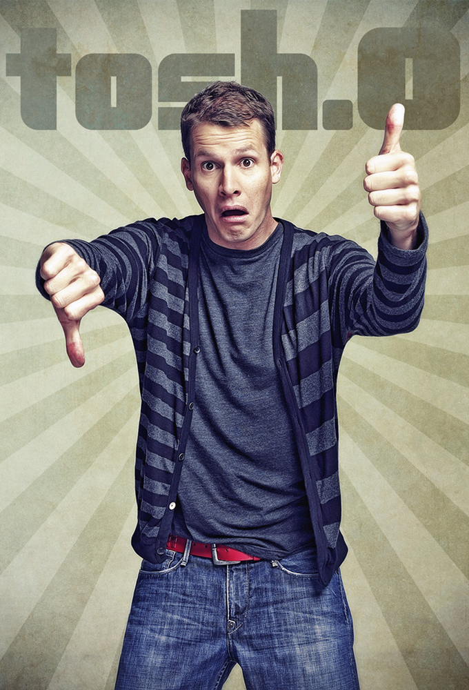 Watch Movie Tosh.0 - Season 11
