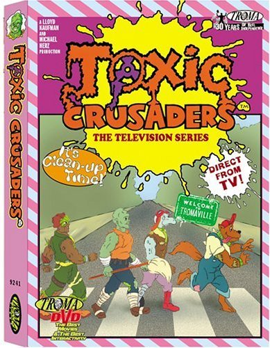 Watch Movie Toxic Crusaders