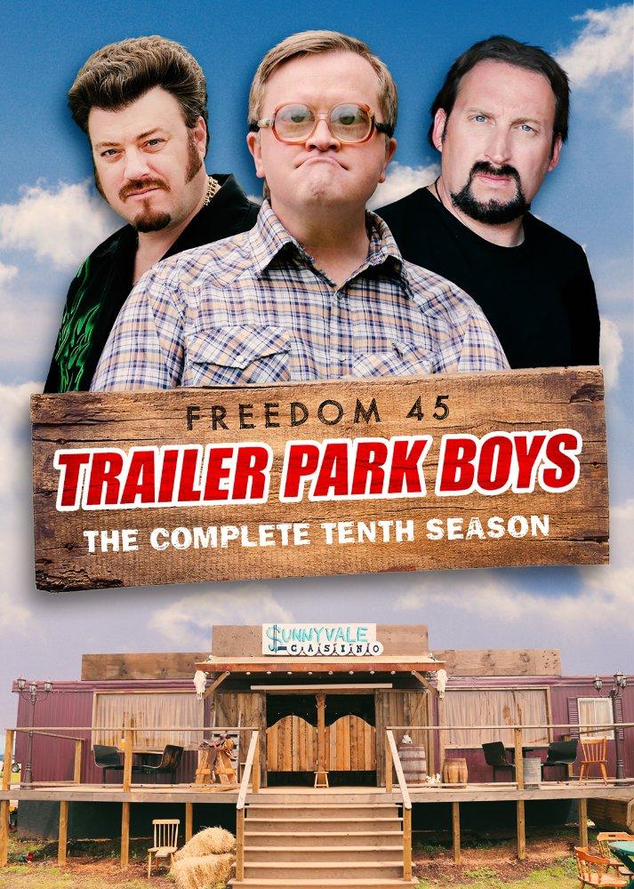 Watch Movie Trailer Park Boys - Season 11