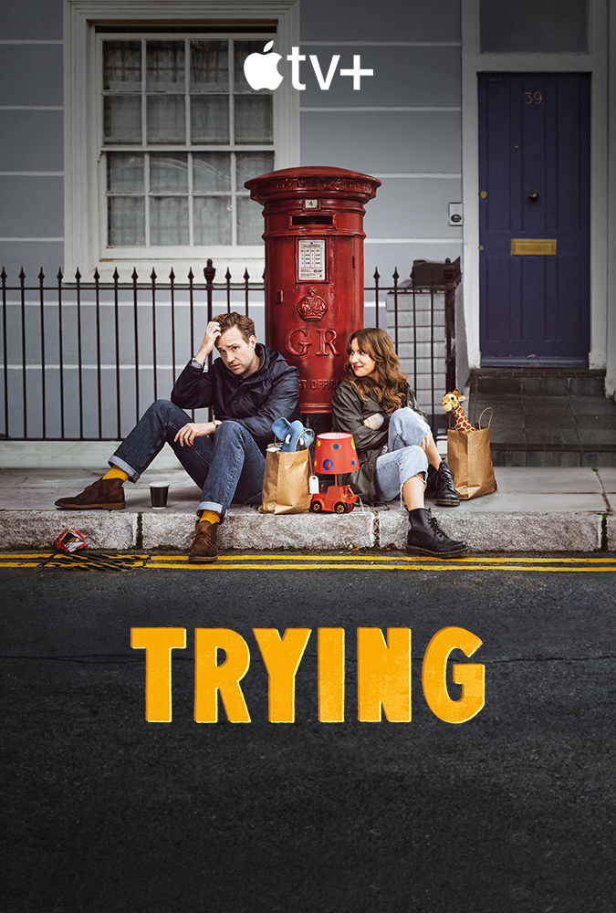 Watch Movie Trying - Season 1