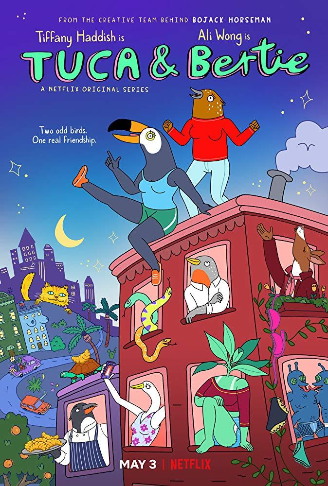 Watch Movie Tuca & Bertie - Season 1