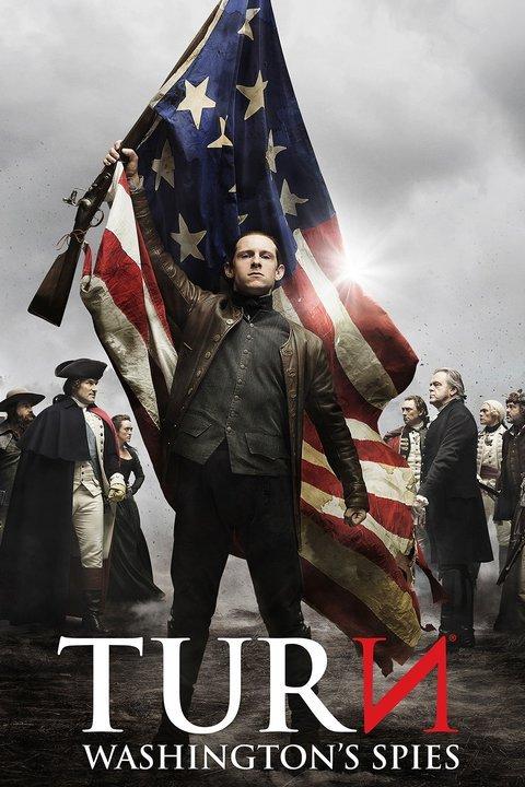 Watch Movie Turn: Washington's Spies - Season 3