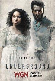Watch Movie Underground - Season 1