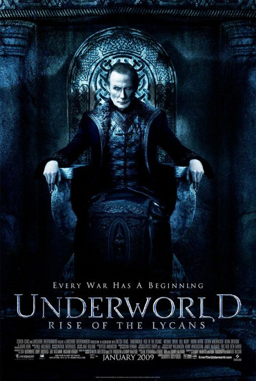 Watch Movie Underworld Rise Of The Lycans
