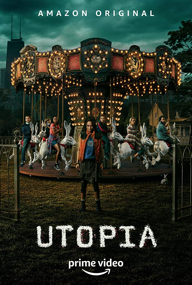 Watch Movie Utopia (2020) - Season 1