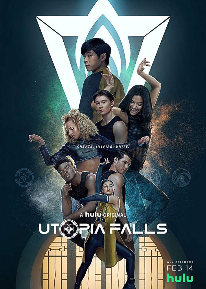 Watch Movie Utopia Falls - Season 1