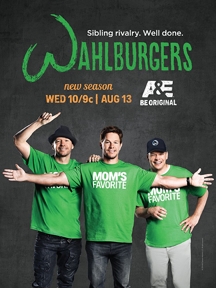 Watch Movie Wahlburgers - Season 8