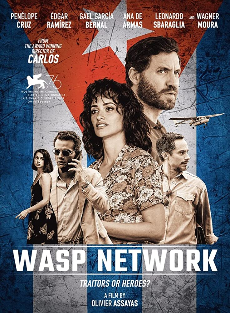 Watch Movie Wasp Network