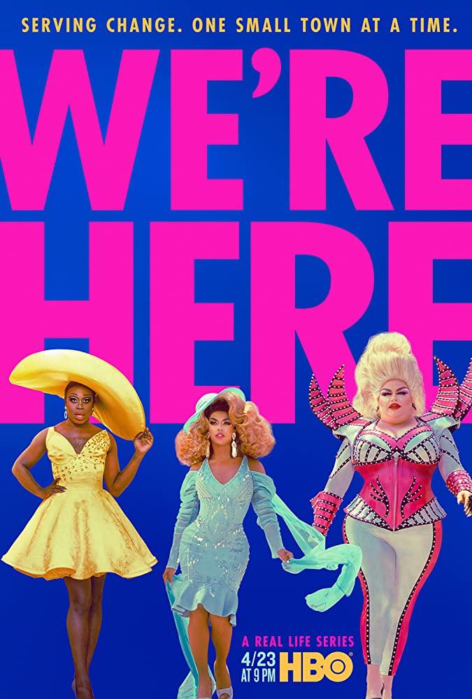 Watch Movie We're Here - Season 1