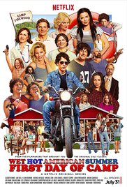 Watch Movie Wet Hot American Summer - Season 1