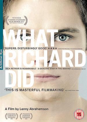 Watch Movie What Richard Did